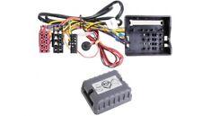 BMW X1(E84) Z4(E89) CAN-Bus Adaptador RADIO COCHE + TONOS DE AVISO + PDC