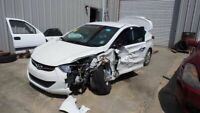 Console Front Sedan Roof US Built Without Sunroof Fits 11-13 ELANTRA 155191