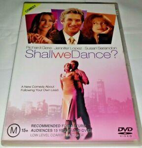 Shall We Dance? DVD