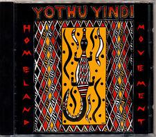 YOTHU YINDI Homeland Movement CD