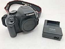 Canon EOS 600D 18.0 MP Digital SLR Camera - Black (Body Only)