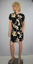 KAHALA Wine Print Hawaiian Top Skirt Outfit Dress Made in Hawaii - Size Large