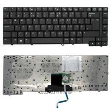 New Genuine HP Compaq ELITEBOOK 8530 8530P 8530W Laptop English keyboard UK