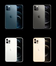 "Apple iPhone 12 Pro 6.1"" Dual Sim 256GB IP68 Teléfono IOS carga rápida por FedEx"