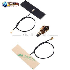 2PCS 2.4G Antenna 50ohm 5dBi IPEX With FPC Soft Antenna For PC Bluetooth Wifi CA