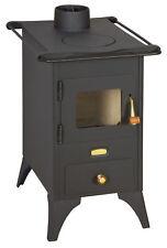 Wood Burning Stove Retro Model Mini Stove with Cast Iron Top Prity MINI 5 KW