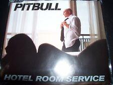 Pitbull Hotel Room Service Rare Australian CD Single – Like New