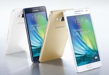 "New *UNOPENED* Samsung Galaxy A5 A500F 5.0"" Smartphone/Midnight Black/16GB"
