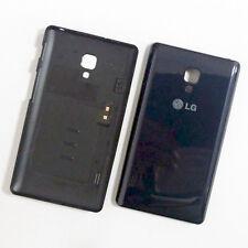 Genuine Original Battery Back Cover For LG Optimus P71- L7-II - Black