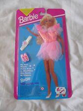 Poupée Barbie ma première accessoire de mode 1995 (Rose Tenue) MATTEL 14666-Neuf