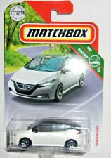 Matchbox '18 Nissan Leaf  #091