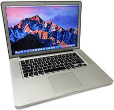"Apple MacBook Pro 15"" 2.3GHz Core i7-3615QM 750GB 8GB OS X Sierra Mid-2012"