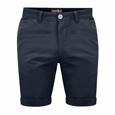 Mens Chino Shorts Cotton Work Casual Half Pants by West Ace Summer Colour 30-40