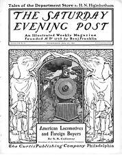 Saturday Evening Post  -  Full Magazine  -  No Mailing Label  -  July 27, 1901