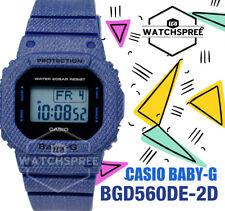 Casio Baby-G Denim'd Color Watch BGD560DE-2D