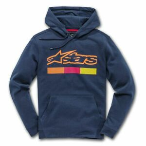 Alpinestars Trips Fleece Motorcycle Motorbike Fleece - Navy