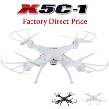 X5C-1 Explorers 2.4Ghz 4CH 6-Axis Gyro RC Quadcopter Drone w/ HD Camera RTF HT