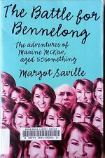 The Battle for Bennelong Margot Saville FREE AUS POST! ex-library copy PB 2007