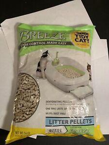 Tidy Cats Breeze Pellets Refill Cat Litter 3.5 Lb