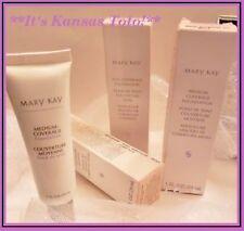 Mary Kay FULL coverage foundation IVORY 100 1 fl oz normal/oily NIB FREE SHIP