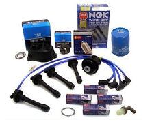Cap-Rotor-NGK Wires-Spark Plug-Oil-PCV- Kit Acura Integra GSR V-tech Type-R