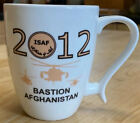 Afghanistan 2012 Joint Air Group Commemorative Mug Used Good. 10 fl oz.