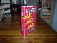 Wild Horses by Dick Francis (signed)