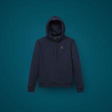 Genuine CUPRA Men's Black Hoodie - Medium