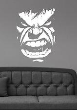 The Incredible Hulk Wall Sticker Avengers Superhero Vinyl Decal Marvel Decor hl5