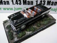 JB33 voiture 1/43 IXO 007 JAMES BOND : CHEVROLET Bel air Dr No