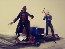 Neca Cult Classics Hall Of Fame Freddy And Jason