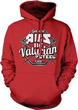 Abs Of Valyrian Steel Genuine Swords Gym Workout Television My Hoodie Sweatshirt