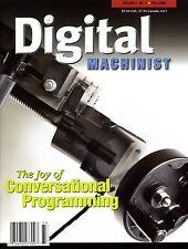 Digital Machinist Magazine Vol. 3 No.3 Fall 2008