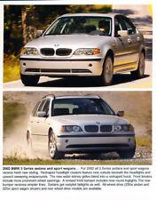 2002 BMW 325xi 330xi Press Photo Print, Sales Sheet