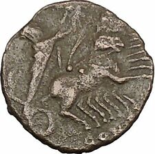 CONSTANTINE I the GREAT Heaven Chariot Ancient Roman Coin Deification  i37777