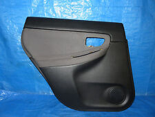 06 07 Subaru Impreza WRX & 2.5i Driver Rear Door Card Panel Cover LH Left