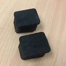 2 Jacking Point Rubbers for Jaguar XJ6, XJ8 (X300 X308) & XJ40 1986-2002