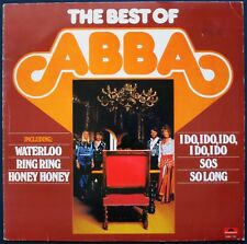 ABBA – The Best Of ABBA / Vinyl LP, Polydor Netherlands
