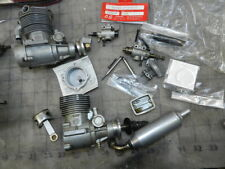 OS FS 91 four stroke  Nitro engine Project  For R/C Airplanes