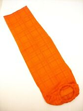 VINTAGE KIRBY UPRIGHT VACUUM CLEANER ORANGE CLOTH OUTER BAG