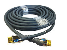 Monster 800HD Advanced High Speed 35 Ft HDMI Cable for LCD, LED, Blu-ray, 2K, 4K