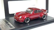 Modelcollect Porsche 930 RWB Rauh Welt Europe Exclusive Edition Monza Red 1:60