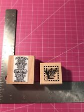 Capital Post Rubber Stamps Qty 2