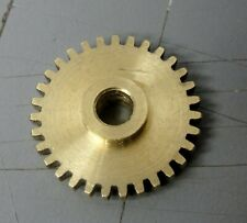 MARX TRAINS  BRASS GEAR FOR MOST FOUR WHEEL MOTORS REPRODUCTION (STK512)