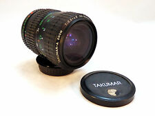 Takumar-A 28-80mm/3.5-4.5 for Pentax KA Manual Focus  35mm Film & Digital SLR