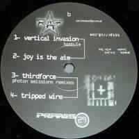 "Bambule Vertical Invasion 12"" VINYL Praxis 1999"