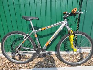"Carrera Fury Mountain Bike 18""-46cm ALLOY Frame MARZOCCI Forks"