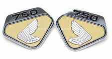 New High Quality Yamiya Side Cover Emblems 69-70 Honda CB750 K0 SOHC Badges #P31