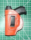 """Cebeci 20799LT59 LH Brown Leather IWB Holster for Walther P22 3.4"""" Ruger SR22"""