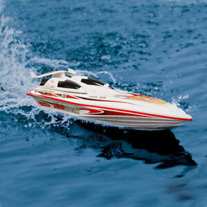2.4G UPGRADED R/C Remote Control HUGE Summer Atlantic Yacht RC Racing Speed Boat